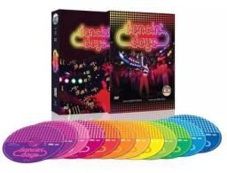 Box Dvd - Dancin Days - Novela (12 Discos) Original