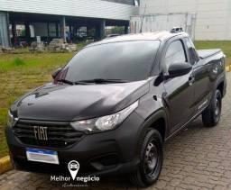 Título do anúncio: Fiat Strada Endurance 1.4 8v CS Plus Flex Preta