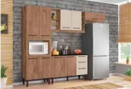 Título do anúncio: Armário de cozinha Malu + balcão - Entrega Grátis
