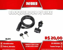 Título do anúncio: Bloqueador para Bike BL011- R$20,00