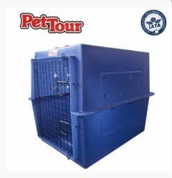 Título do anúncio: Caixa de transporte Gigante Cães Lata Pettour 400 - PORTE GRANDE