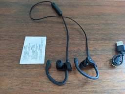 Título do anúncio: Fone Bluetooth Music Bluetooth 4.1 Sem Fio - Novo