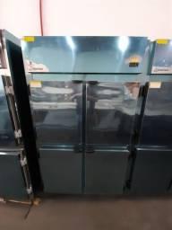 Título do anúncio: Geladeira industrial 4 portas inox para resfriados 765 litros pronta entrega