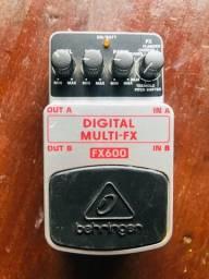 Título do anúncio: Pedal Digital para Guitarra