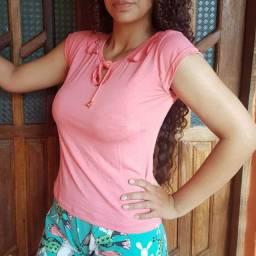 Blusa feminina Fio torcido Vários modelos