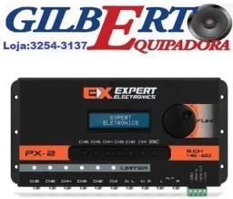 Título do anúncio: Processador Expert Px2 Limiter 6 Ch Px2 Equalizador Banda