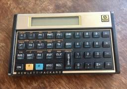 Título do anúncio: Calculadora HP 12 c