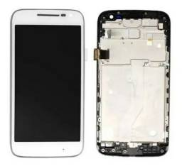 Tela Frontal Display Lcd Moto G4 Play Xt1603 Xt1600