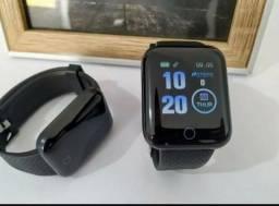 Smartwatch modelo D13 relogio
