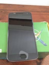 Vendo celular motoG5 plus 500r$ em perfeito Estado
