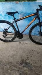 Título do anúncio: bicicleta MORMAII semi nova