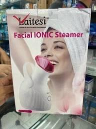 Título do anúncio: Aparelho Vapor Sauna Facial Rejuvenecedor Para Pele Ionic