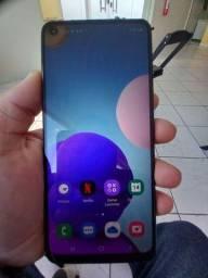 Título do anúncio: Samsung galaxy A21s