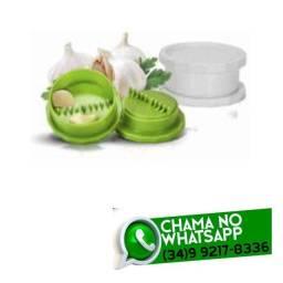 Título do anúncio: Triturador de Alho Plástico Super Prático * Fazemos Entregas