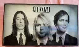 Box Nirvana - With The Lights Out (3 CDs, 1 DVD e 1 livro)