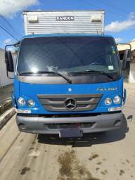 Título do anúncio: Mercedes Benz 815 Accelo - 2020 Baú