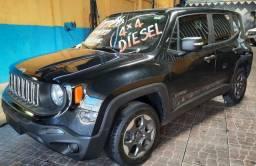 Renegade diesel 4x4 sport top muito show