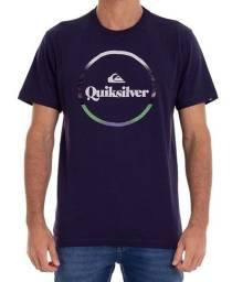 Camisetas Quiksilver Preta