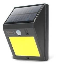 Título do anúncio: Luminaria Solar Arandela 30 Leds Cob Sensor Presença
