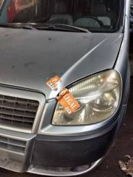 Fiat Doblo 1.4 ano 2011 sucata somente peças