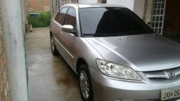 Civic 2006 manual vendo ou troco - 2006