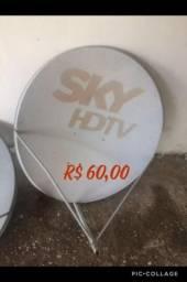 Antenas Sky 90cm