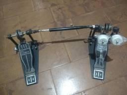 Pedal duplo peace