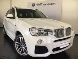 BMW X3 2016/2017 3.0 35I M SPORT 4X4 24V GASOLINA 4P AUTOMÁTICO - 2017