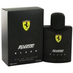 Perfume Ferrari Black 125ml Original e Lacrado