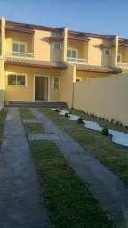 Casas duplex no Eusébio com 2 quartos