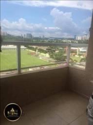 Excelente apartamento para locação no condomínio cauaxi plaza!