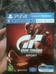 Gran Turismo Jogo Físico (PS4)