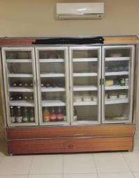 Geladeira de bebidas