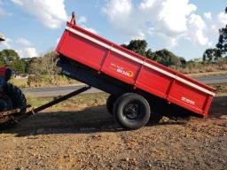 Carreta Agricola Becker 4 ton