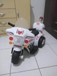Moto elétrica nova