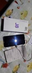 Samsung J8 com Nota