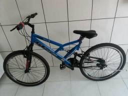 Barbada! bicicleta semi nova aro 26!!!