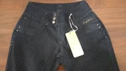 Calça jeans nova marca Empório tam 48