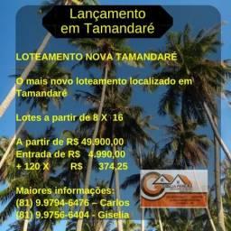 Lançamento Loteamento Nova Tamandaré