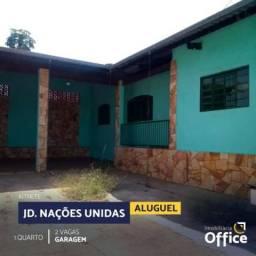 Casa  com 1 quarto - Bairro Jardim Nações Unidas em Anápolis