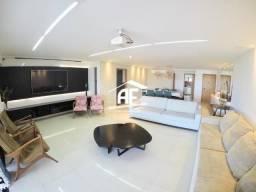 Apartamento com vista para o mar, 4/4 todos suítes sendo 1 master - Jatiúca