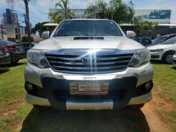 Hilux Cd Srv D4-d 4x4 3.0 Tdi Diesel Aut - 2014