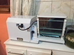 Máquina de fazer pão e massa industrial