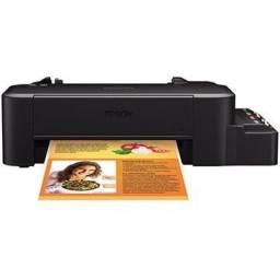 Impressora epson ecotank l120 nova na caixa nota fiscal
