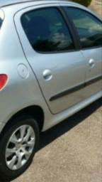 Peugeot 206 1.4 gas 4p completo 2005 - 2005