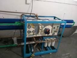 Sistema de tratamento de água