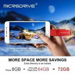 Pendrive para celular 32gb