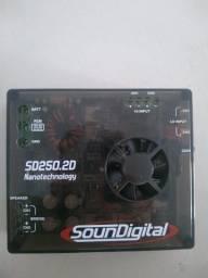 Módulo SD 250 muito nova, nunca aberta!