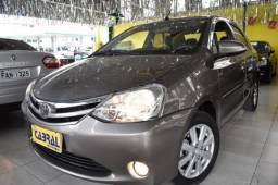 Toyota etios sedan 2017 1.5 xls sedan 16v flex 4p automÁtico - 2017