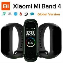 Relógio Original Xiaomi Mi Smart Band 4 - Pronta Entrega Preço Imbatível!